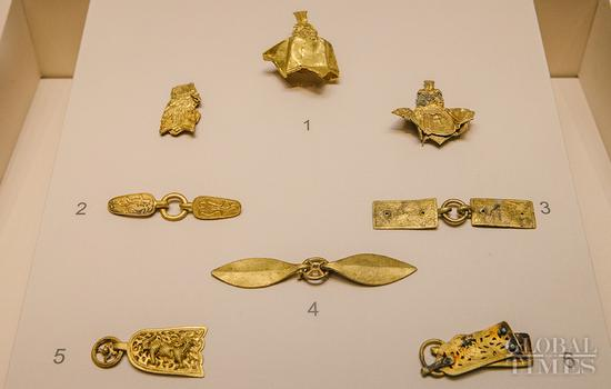 Treasure ruins exhibition kicks off at the National Museum of China