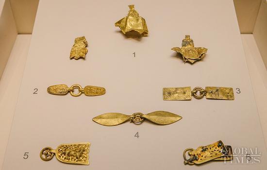 宝物遗址展览在中国国家博物馆拉开帷幕