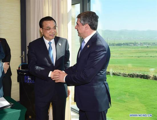 Li's visit to Bulgaria, Germany to promote pragmatic cooperation