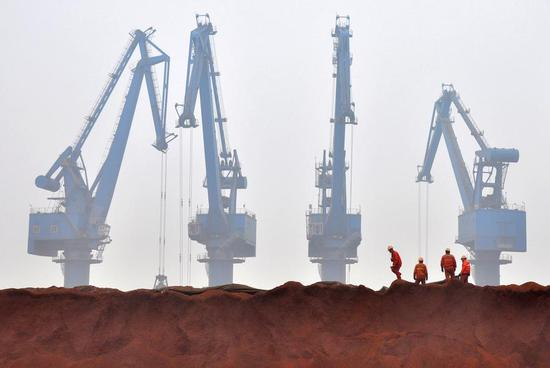 China launches FTZ iron ore index