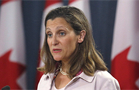 Canada announces counter-tariffs, aid to manufacturing industries