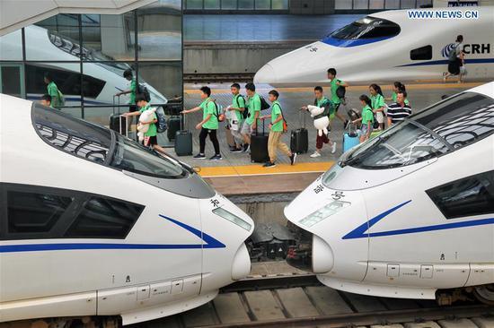 中国夏季旅游高峰期将于7月1日开始
