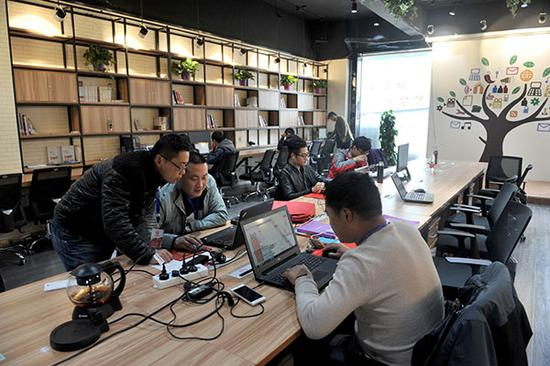 Co-work space market evolves to product upgrades