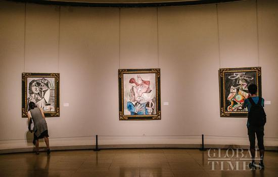 国际艺术收藏展在北京开幕
