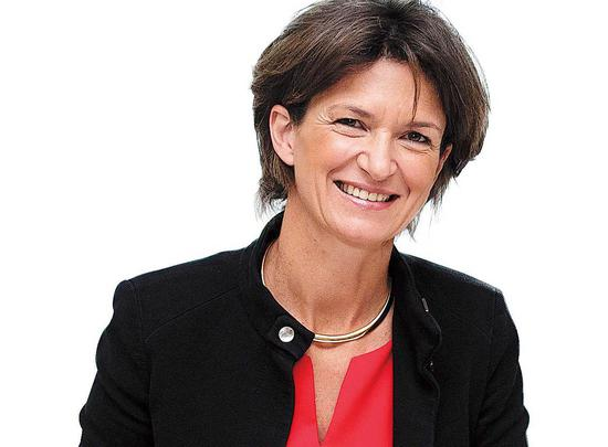 Isabelle Kocher, CEO of Engie Group. (Photo/China Daily)