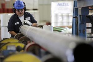 Trump's tariffs make US steel forming businesses suffer