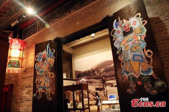 博物馆展览讲述香港的故事