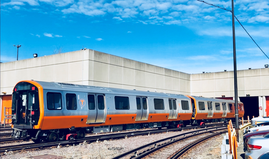 China train maker gets U S  qualification