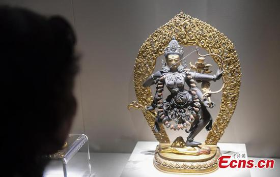 Palace Museum shares 240 relics for show in Jinan