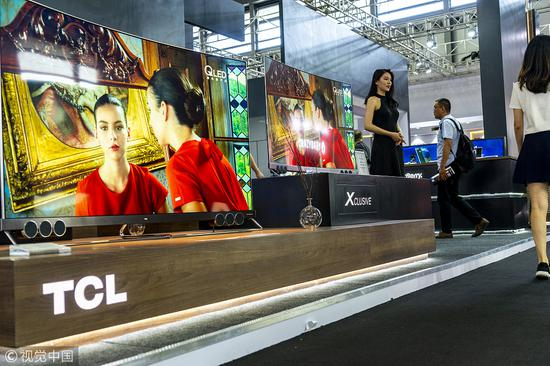 TV brand TCL bets big on soccer success