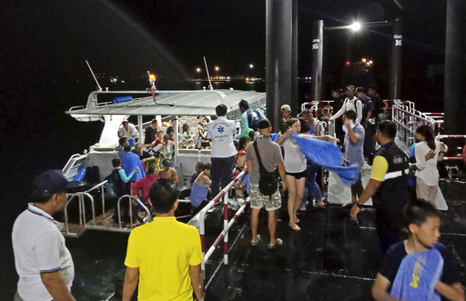 Embassy goes all out to help tourist after boats capsize in Thailand