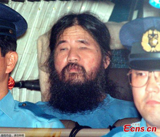 Japan executes cult leader Shoko Asahara