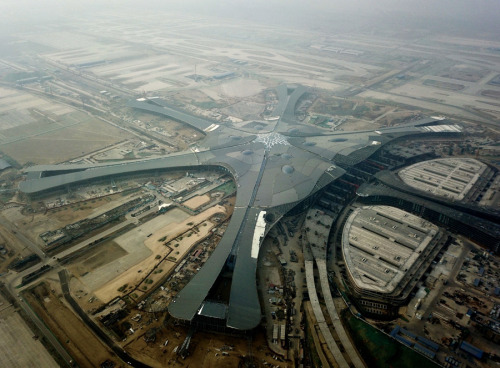 '5+2' transportation network to underpin Beijing's new airport