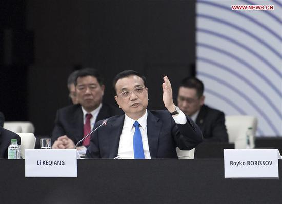 Li's Bulgaria trip promotes China-Europe ties, safeguards free trade