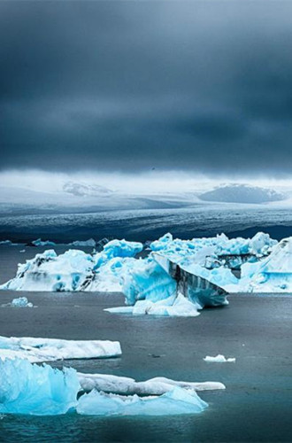 Photos show breathtaking Iceland landscapes