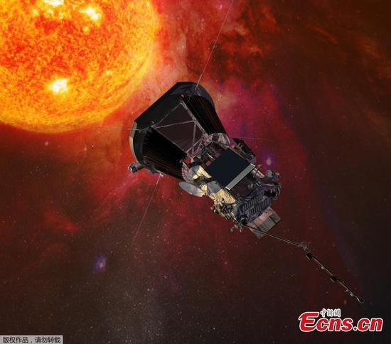 Cutting-edge heat shield installed on Parker Solar Probe: NASA