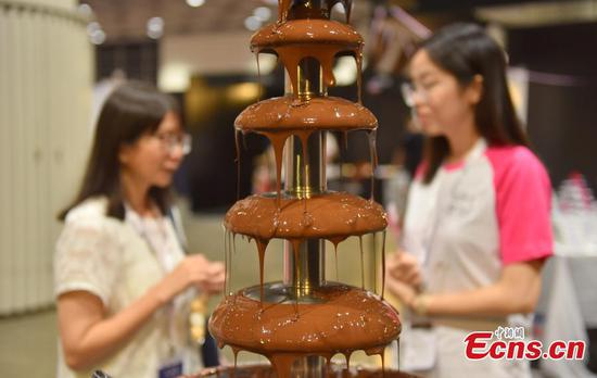 Hong Kong holds first Salon du Chocolat