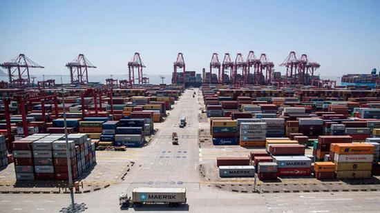 China's ambassador to UK: China-U.S. trade dispute reflects conflict of views