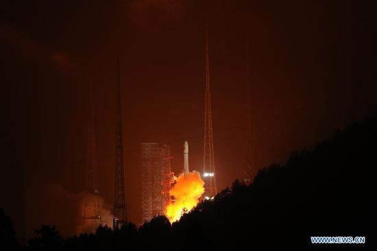 Xstg 10: China Launches New Beidou Navigation Satellite