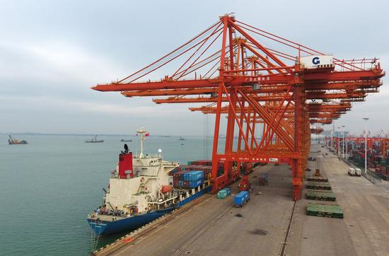 MOC spokesperson makes remarks about U.S. announcement of list of tariffs on $200-bln Chinese goods