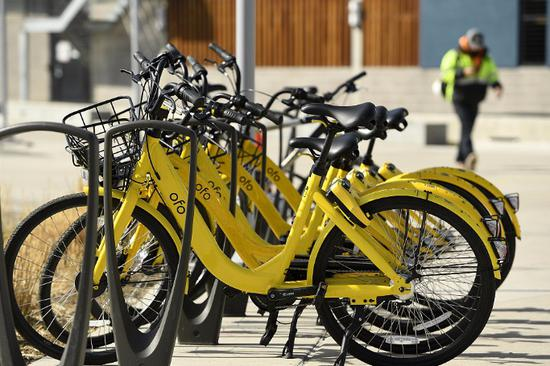 New rules lock Ofo out of Chicago