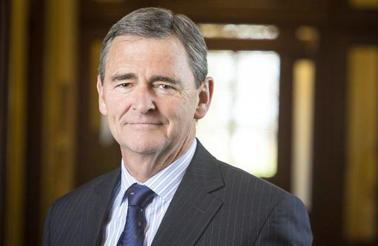 John Brumby, national president of the Australia China Business Council. (Photo provided to chinadaily.com.cn)