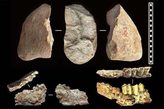 Archaeologists discover ancient tools in NW China