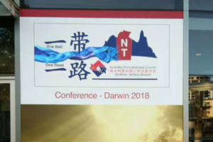 Belt and Road Initiative warmly welcomed in Australia's Northern Territory