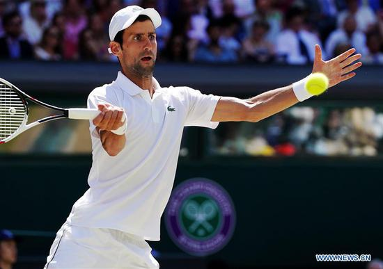 Djokovic wins fourth Wimbledon title