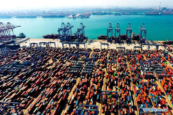 Sino-U.S. trade friction 'limited' impact on industrial economy: ministry
