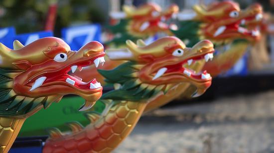 Dragon Boat Festival to kick off in New York