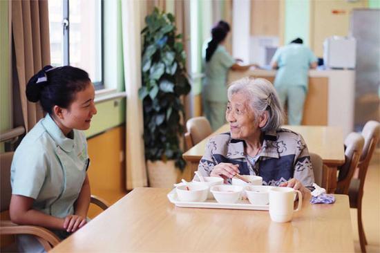 虚拟养老院