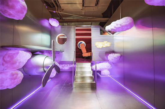 Egg-themed pop-up exhibition to open in Shanghai