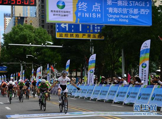 2018 Tour of Qinghai Lake cycling competition begins