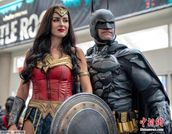 Comic-Con 2018 Cosplay: from Killer Croc to Wonder Woman