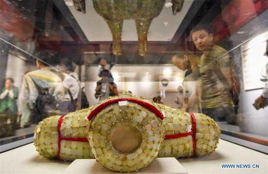 Artifacts dating back to Western Han Dynasty on display in Xinjiang Museum