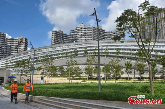 Hong Kong Express Rail Link to open in September
