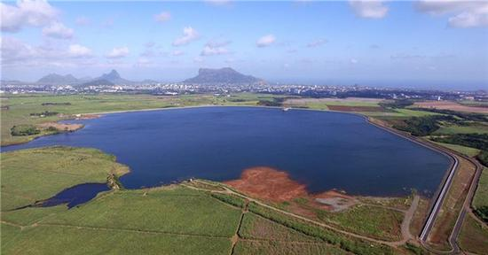China-built dam heralds end to water supply challenges in Mauritius