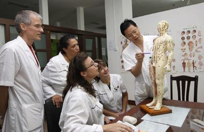 Russian CP patients find hope in traditional Chinese medicine