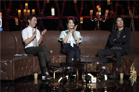 Fans thrilled to see Faye Wong make a mark with reality TV show