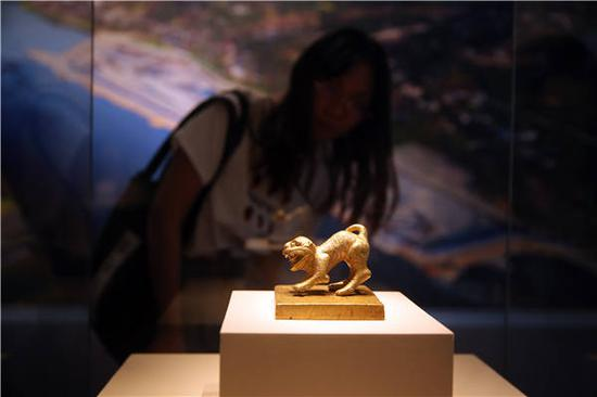 Exhibition shines light on sunken treasures