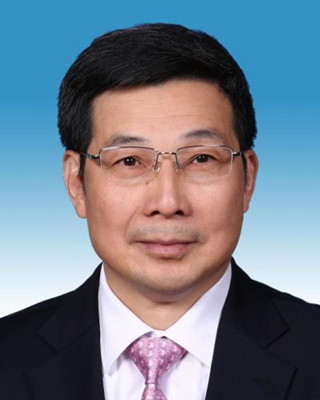 A file photo of Zhuang Rongwen. (Photo from official website of the Office of the Central Cyberspace Affairs Commission)