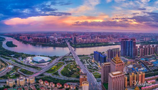Capturing Shenyang's beauty