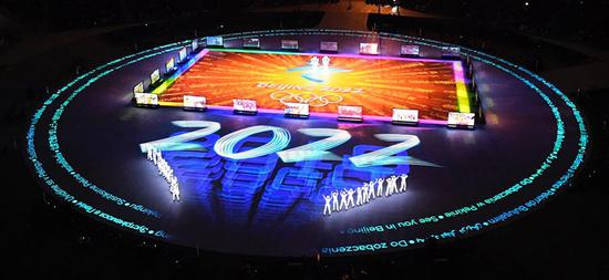 Nation hits ground running for 2022 Olympics