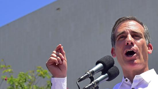 Los Angeles mayor: U.S. needs real outcome, not self-declared trade victory
