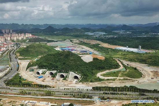 Guizhou, pioneer in China's big data development