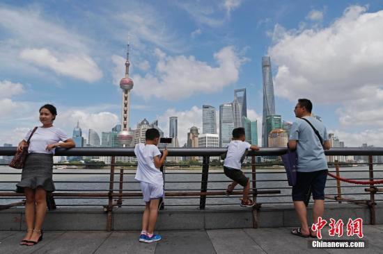 Shanghai leads China in spending and disposable income