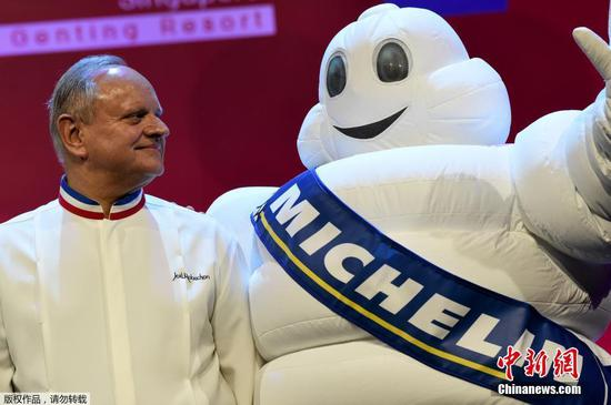 French chef Joel Robuchon dies at 73