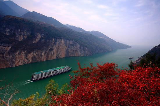 Yangtze set to become a 'highway on the water'