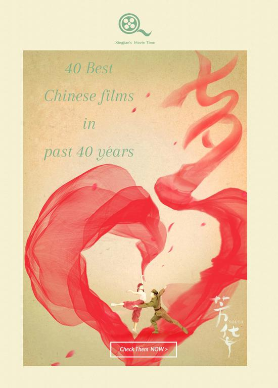 40 years on: 40 great Chinese films in the past